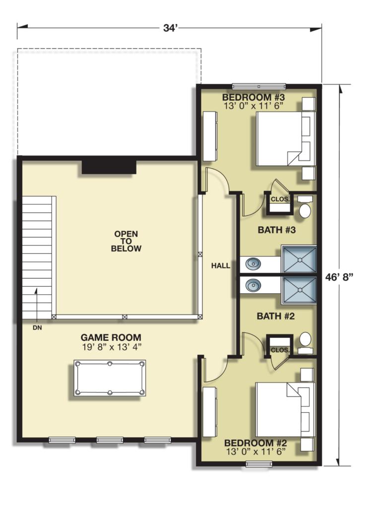7BR Upper Floor